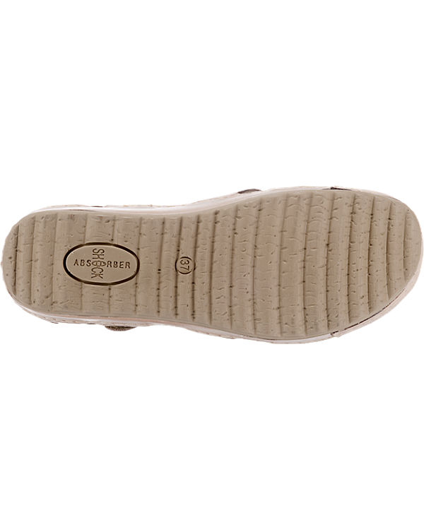 Miccos Sandaletten creme