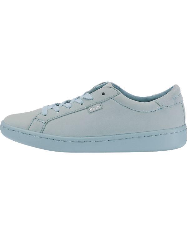 Keds Ace Mono Leather Sneakers blau