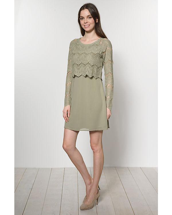 VILA Kleid khaki