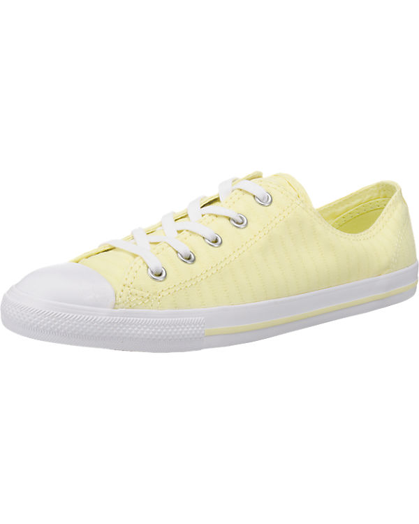 CONVERSE Chuck Taylor All Star Dainty Ox Sneakers gelb