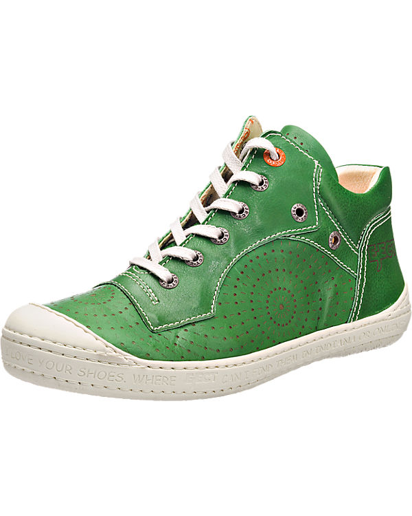 Eject Sneakers grün