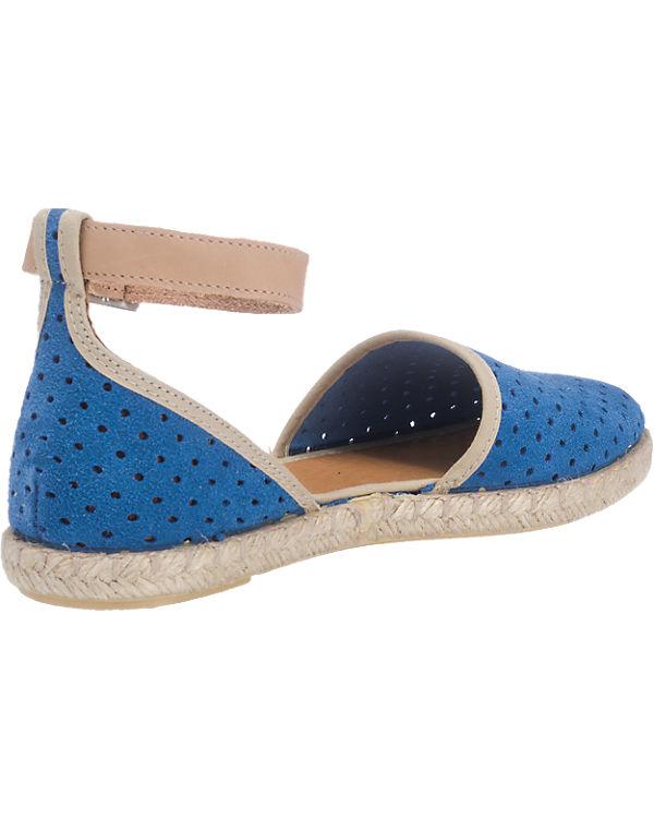 Verbenas Ballerinas blau