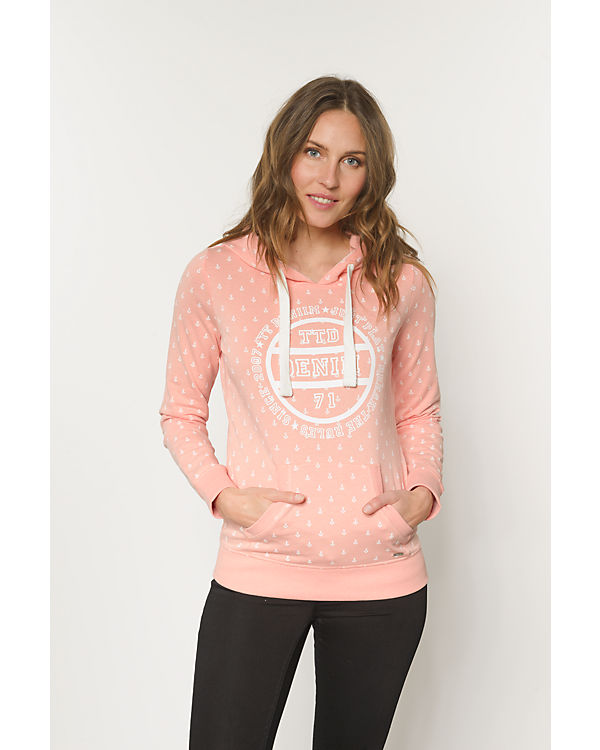 TOM TAILOR Denim Sweatshirt rosa