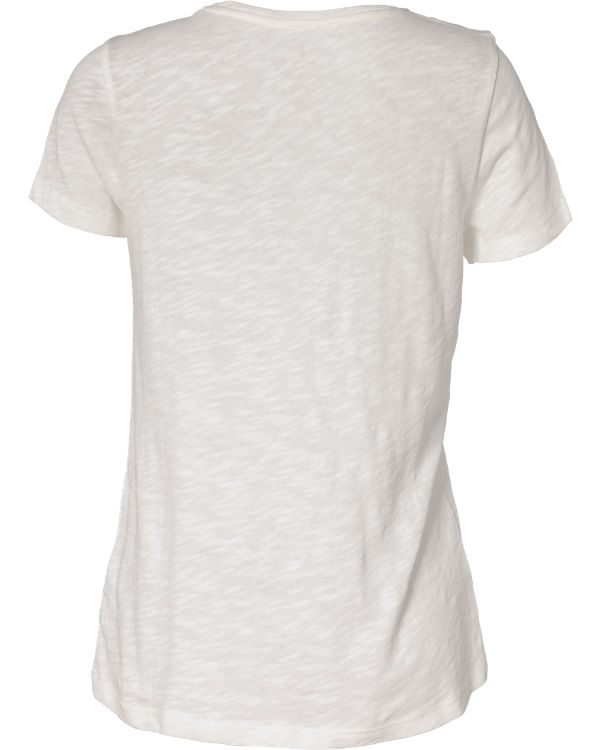 TOM TAILOR T-Shirt offwhite