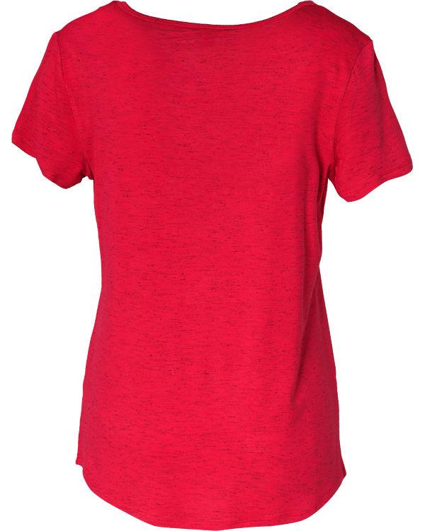 TOM TAILOR T-Shirt rot