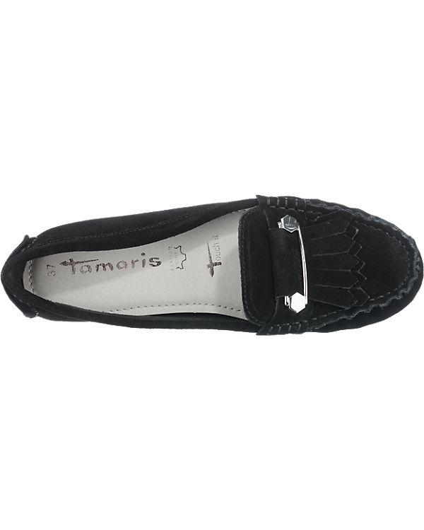 Tamaris Sileas Slipper schwarz