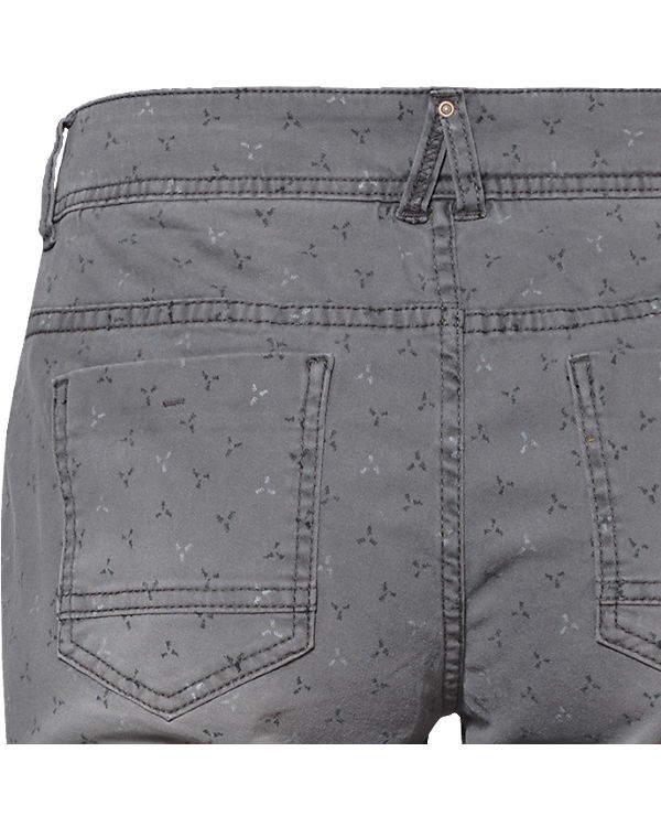 s.Oliver Jeans Straight grau