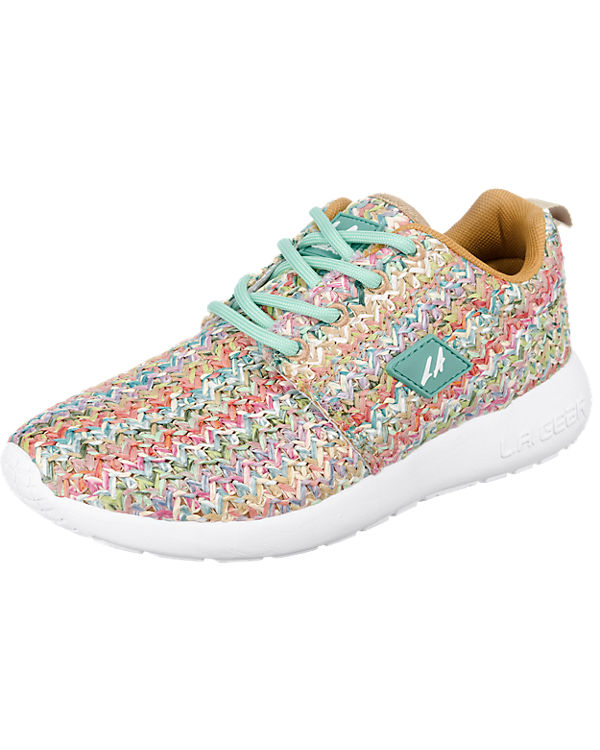 LA Gear Sunrise Sneakers mehrfarbig
