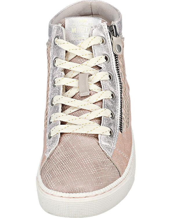 MUSTANG Sneakers rosa