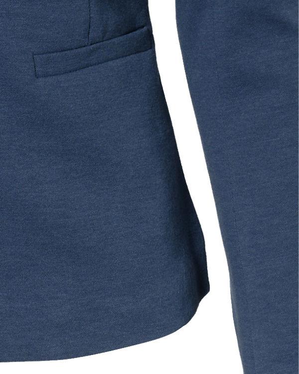HILFIGER DENIM Sweatblazer blau