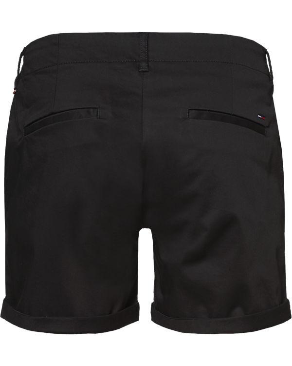 HILFIGER DENIM Shorts schwarz