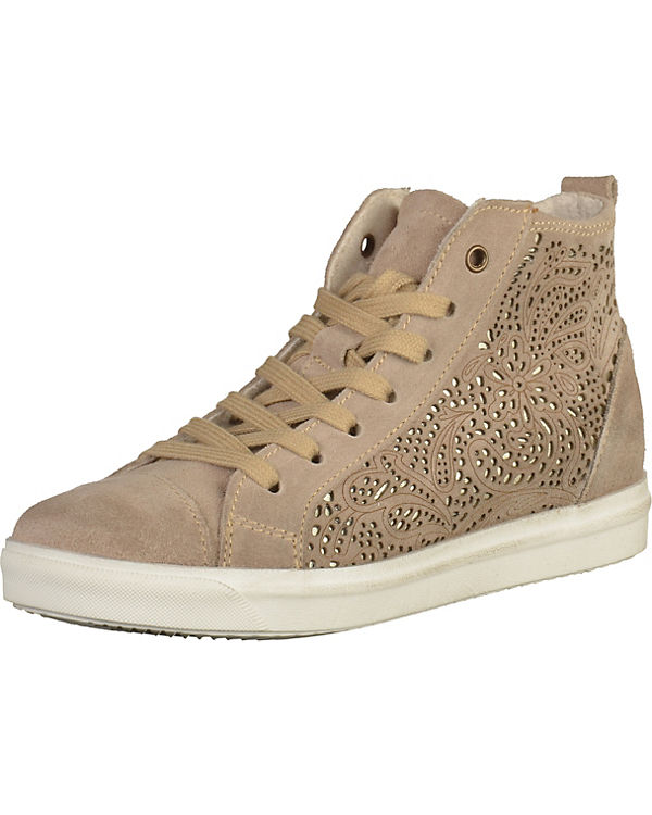 MARCO TOZZI Sneakers beige
