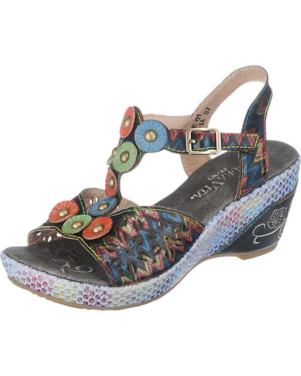Laura Vita Beaute Sandaletten mehrfarbig