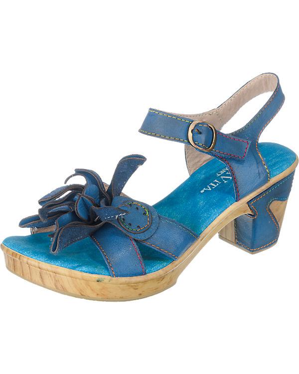 Laura Vita Bea Sandaletten blau