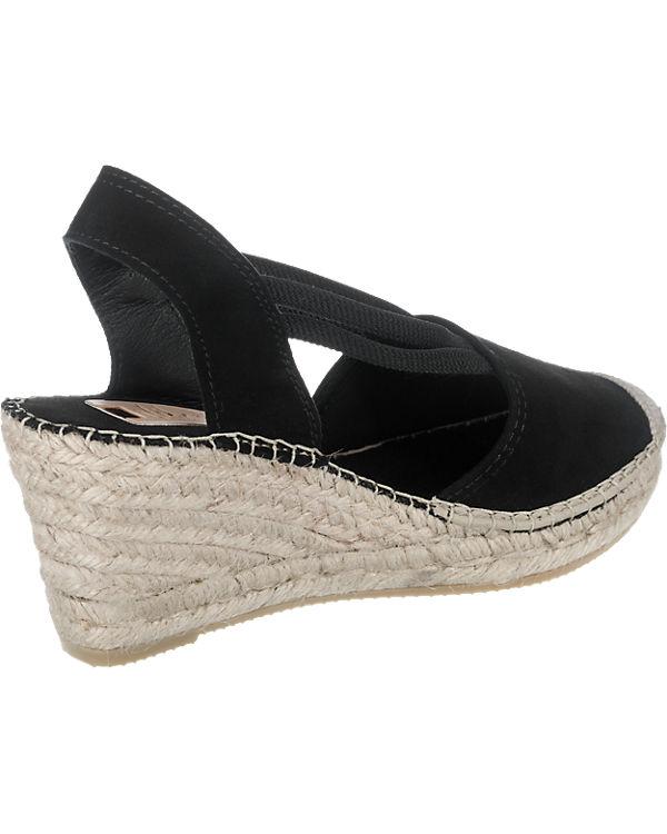 Vidorreta Sandaletten schwarz