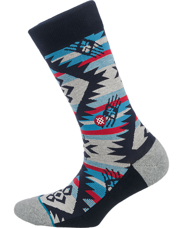 Stance Stance Shaman Socken schwarz-kombi