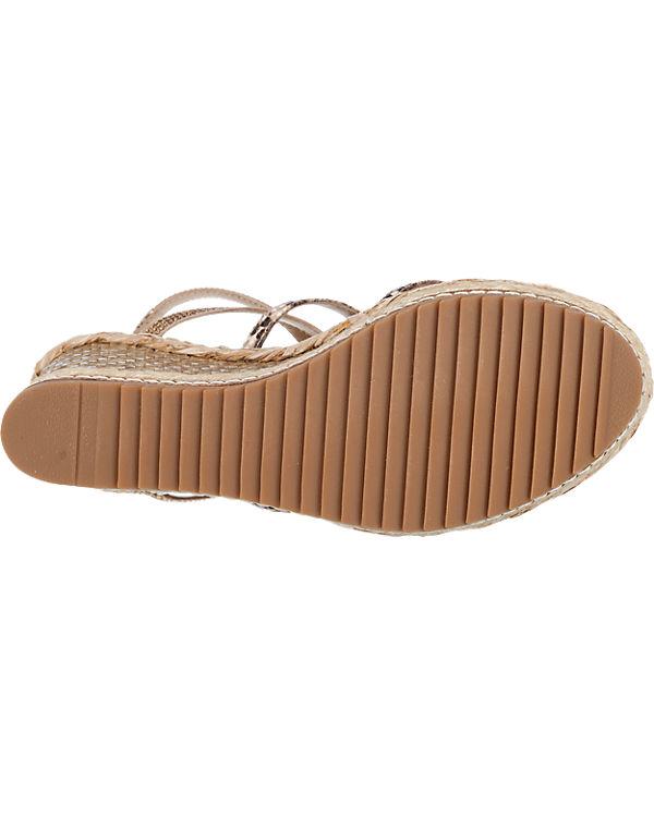 Alma en Pena Sandaletten beige-kombi