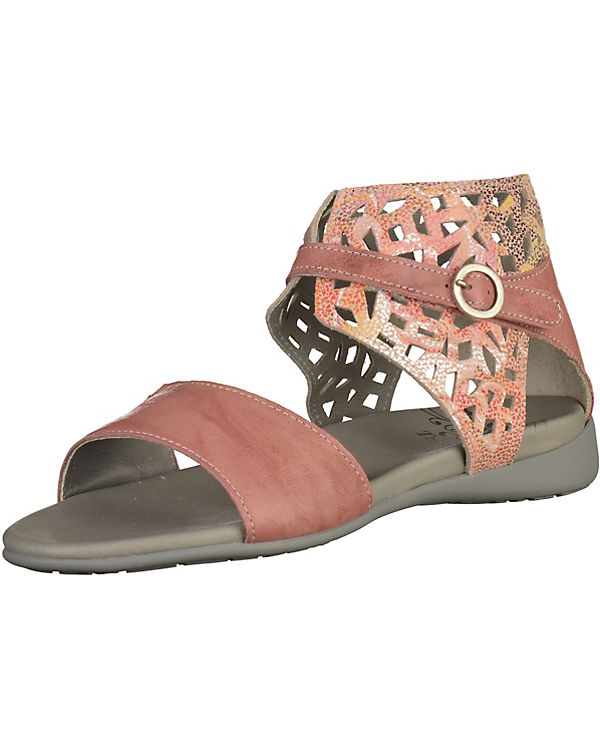 Think! Sandaletten rosa