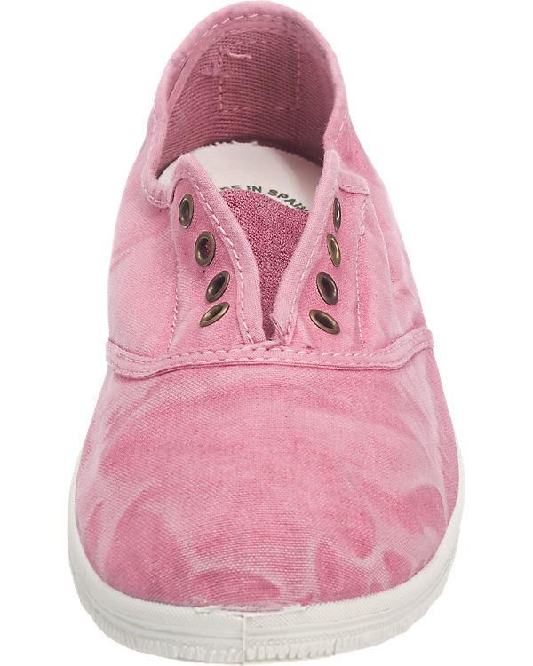 Ingles Enzimatico Sneakers rosa