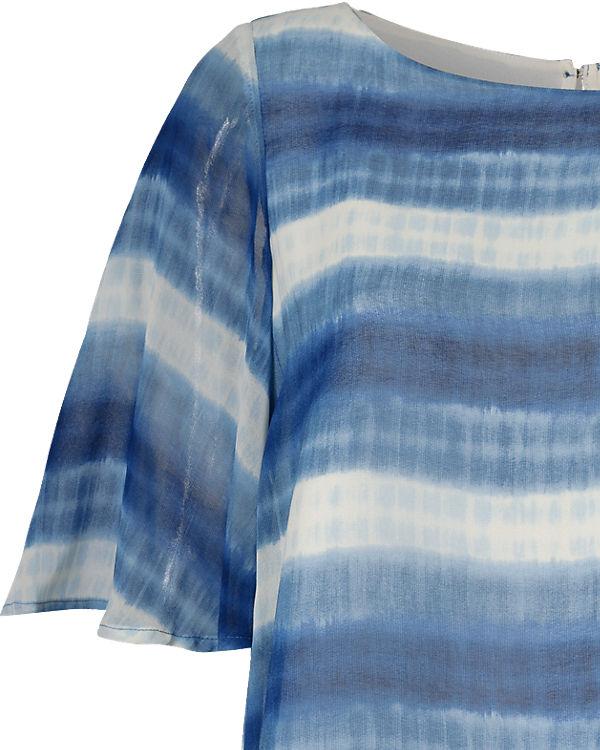 ESPRIT collection Bluse hellblau