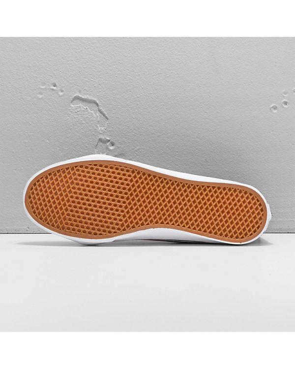 VANS Sk8-Hi Slim Zip Sneakers bordeaux