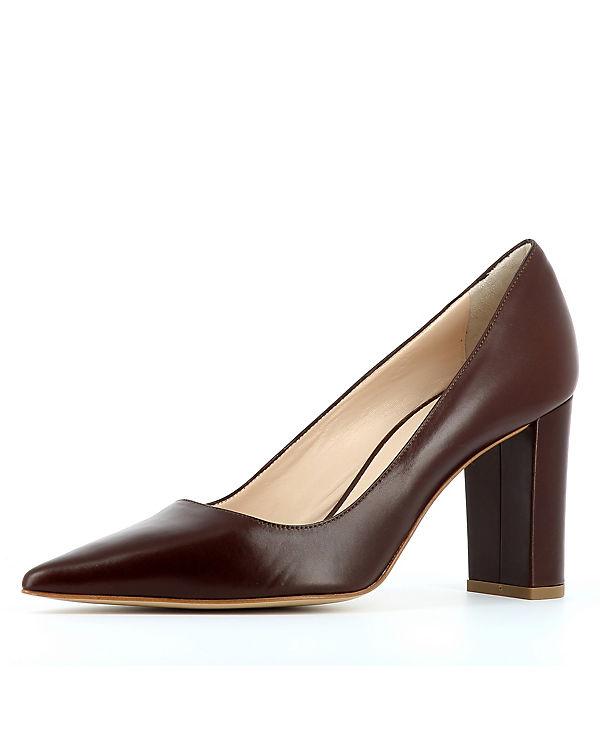 Evita Shoes Pumps dunkelbraun