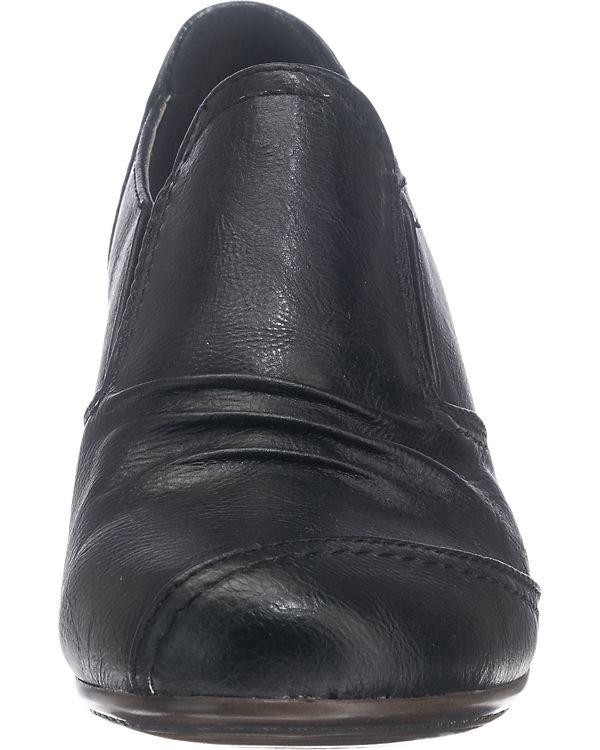 Supremo Pumps schwarz