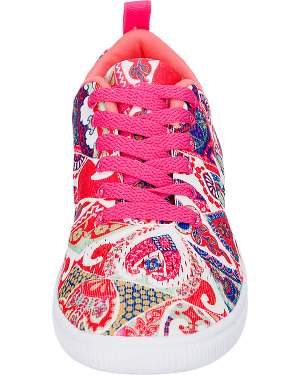 Desigual Camden Sneakers mehrfarbig