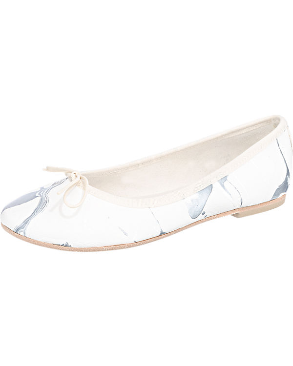 Zonacentro Ballerinas weiß Modell 1