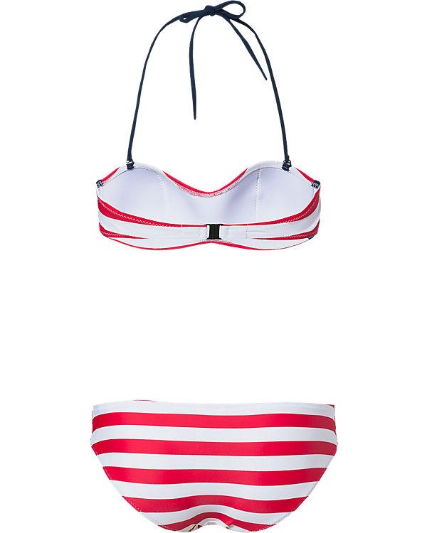 arena Bikini rot/weiß