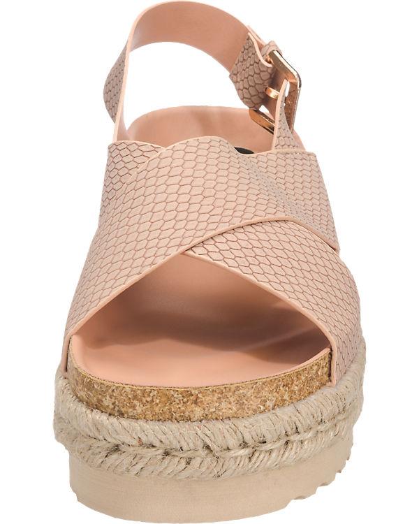 MTNG Dakota Sandaletten rosa