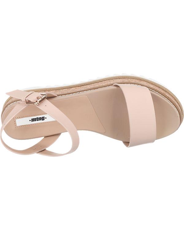 MTNG Virginia Sandaletten rosa