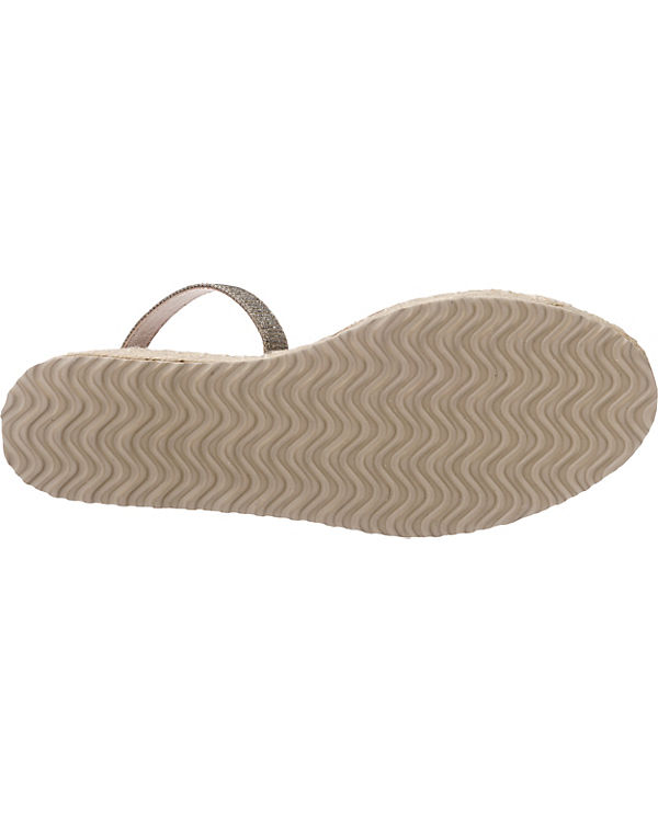 MTNG Summer Sandaletten silber
