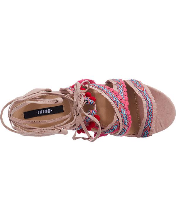 MTNG Keta Sandaletten rosa