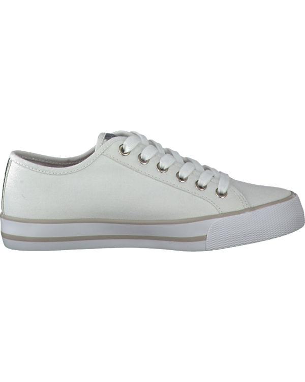 s.Oliver Sneakers weiß-kombi