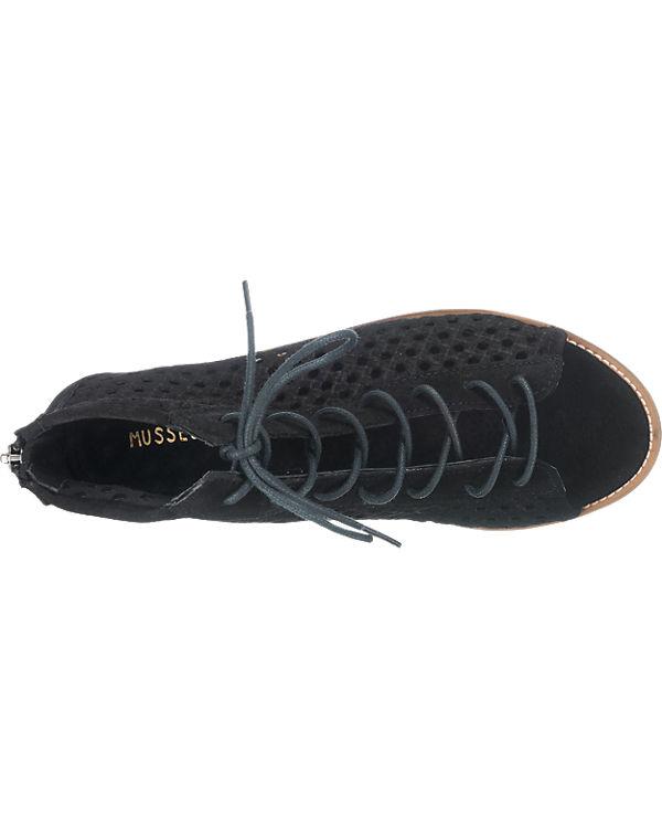 Musse & Cloud Aiden Sandaletten schwarz
