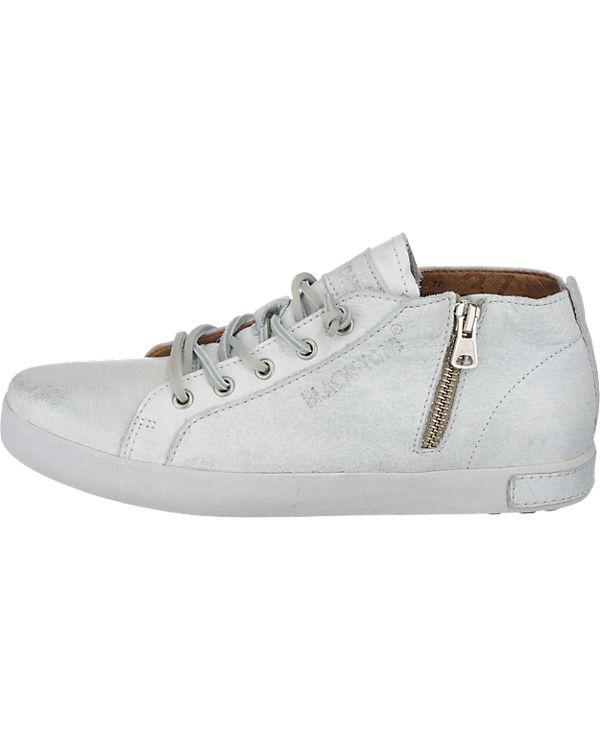 Blackstone Sneakers hellgrau
