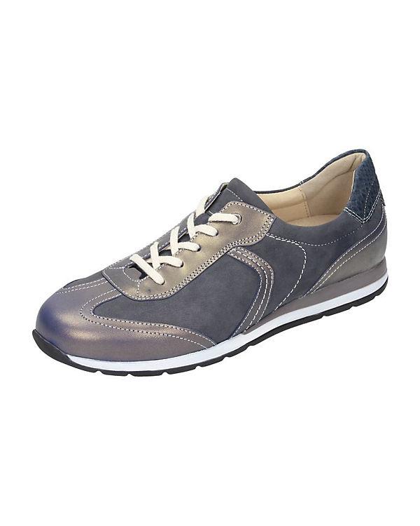 cushy by Dr. Brinkmann Sneakers blau-kombi