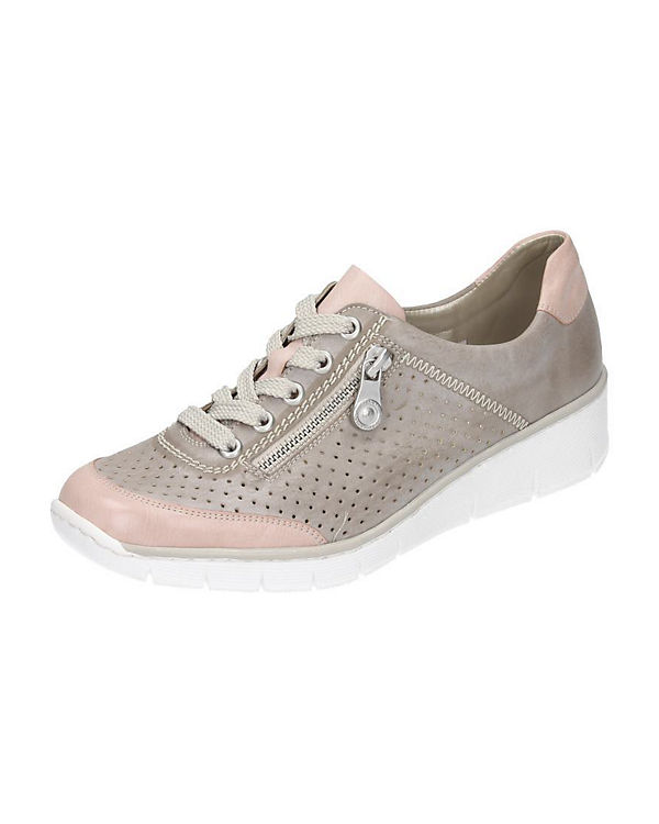 rieker Sneakers beige-kombi