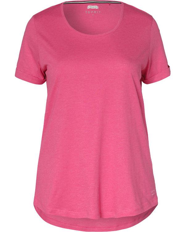 ESPRIT Sports T-Shirt pink