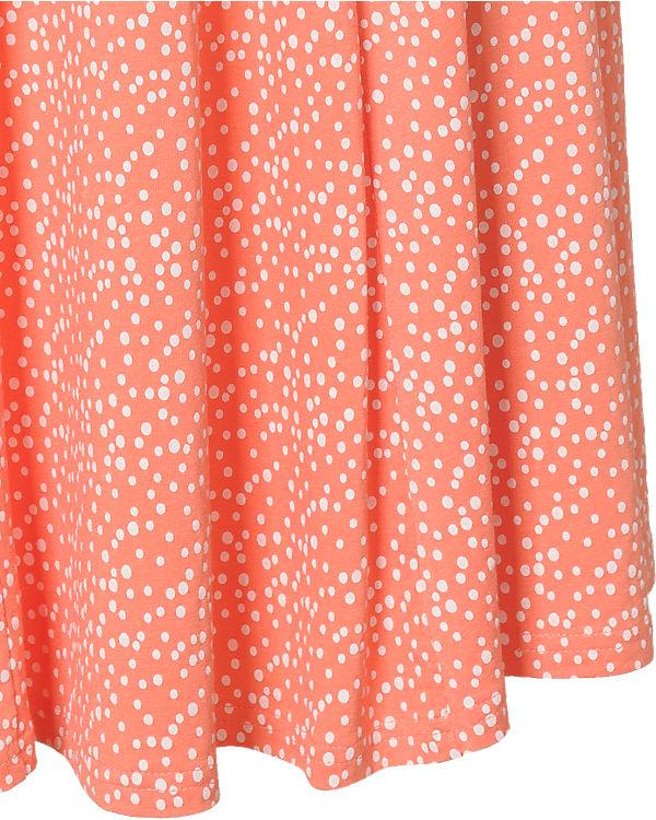 fransa Sommerkleid orange