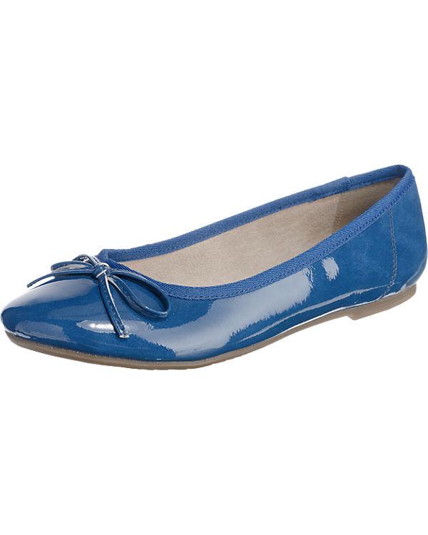 Tamaris Crenna Ballerinas blau