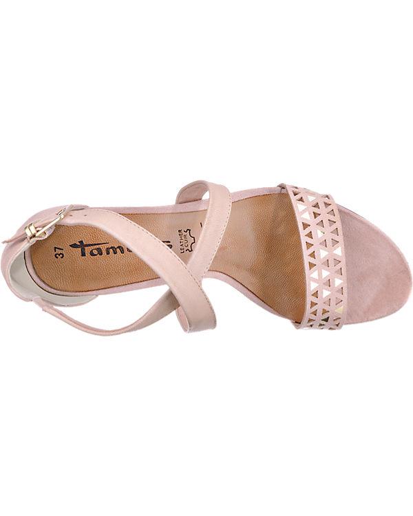 Tamaris Ela Sandaletten rosa
