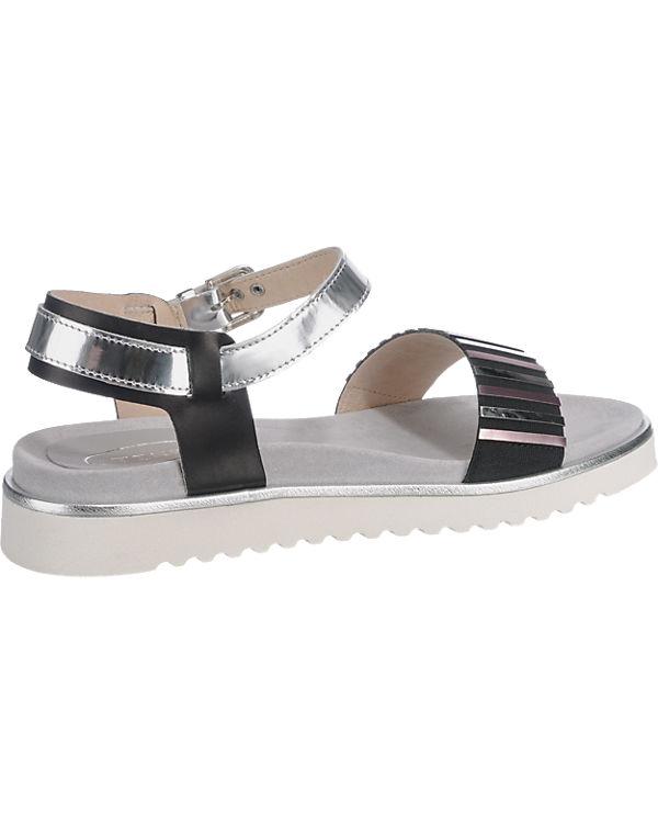Tine's Sandaletten schwarz