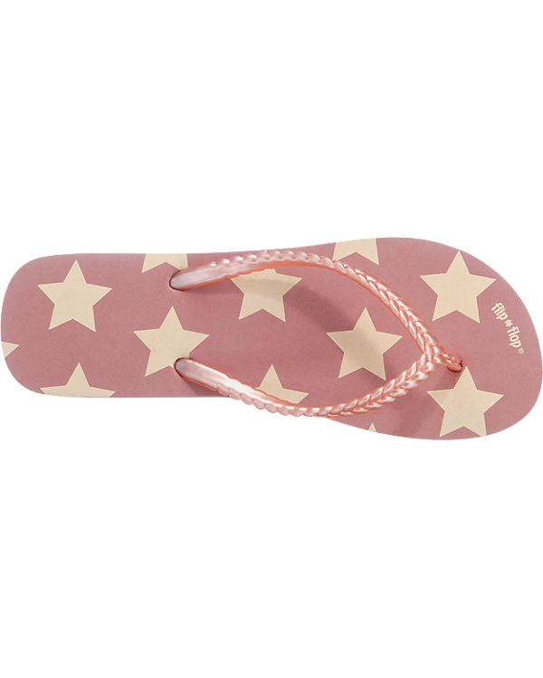 flip flop Pantoletten rosa