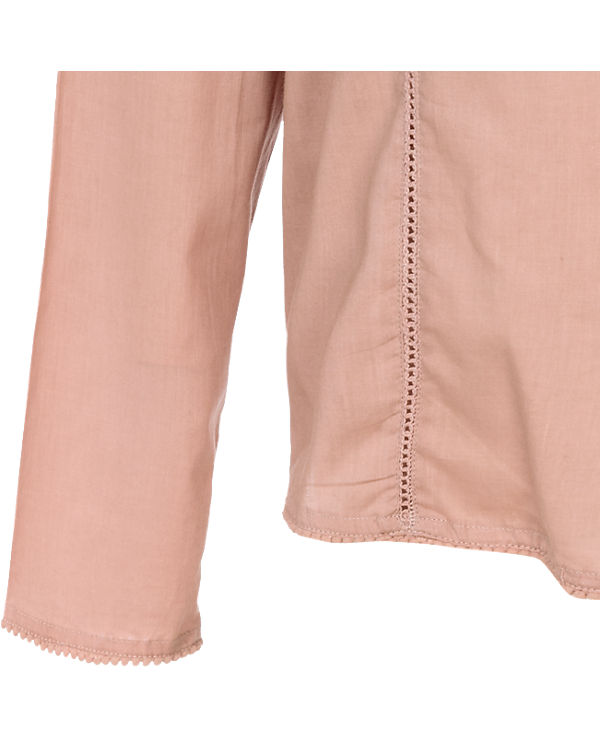 nümph Bluse rosa