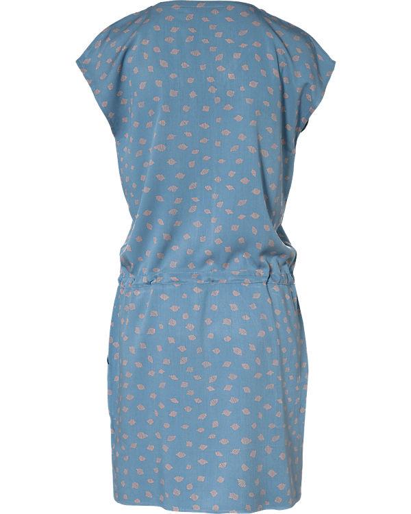 nümph Kleid blau