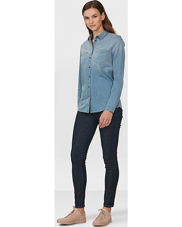 WE Fashion Jeansbluse denim