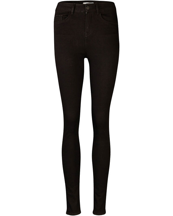 WE Fashion Jeans schwarz