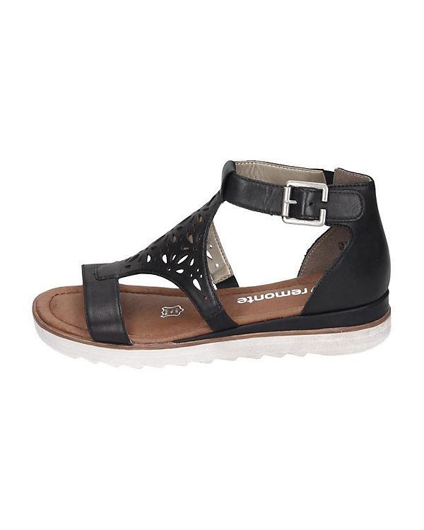 remonte Sandaletten schwarz